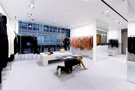 Eco House Design rick owens 187 retail design blog