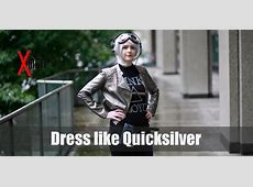 Dress like Quicksilver (X-Men) Costume for Cosplay & Halloween Xmen Quicksilver Costume