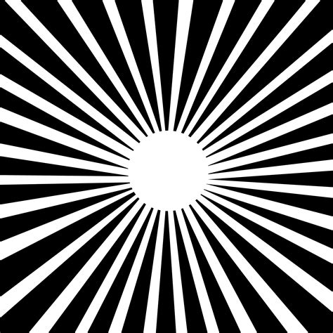 black and white line pattern wallpaper intense black and white line burst free clip art