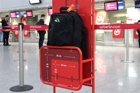 cabin max rucksack cabin max rucksack besteht gt gt praxis test bei billigflieger