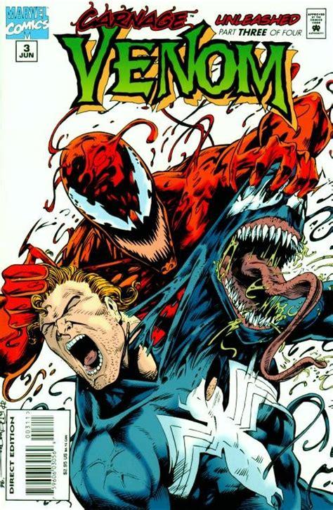 venom carnage unleashed vol 1 3 marvel comics database
