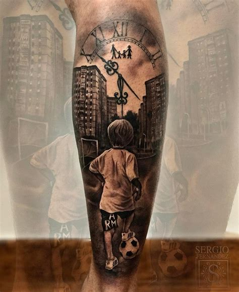 tattoo futbol ink football on instagram