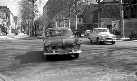 Mädchenfahrrad 14 Zoll 1950 by Imcdb Org 1956 Simca Vedette R 233 Gence Dans Quot Les Tontons