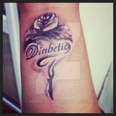 diabetic wrist tattoo best 25 diabetes ideas on diabetes