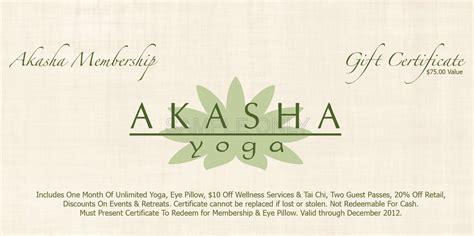 akasha yoga center blog give the gift of yoga in yoga
