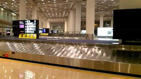 baggage claim fai airport beijing international airport china baggage claim youtube