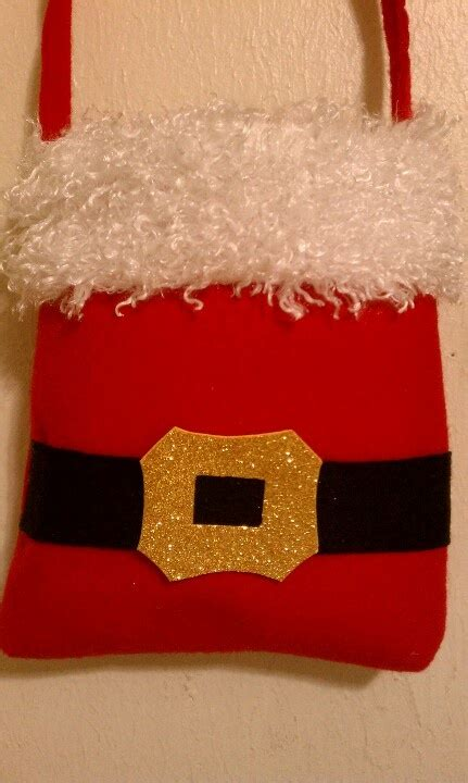 christmas goody bag christmas craft ideas pinterest
