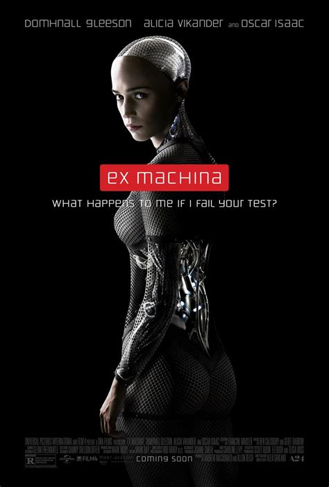 director of ex machina free sneak preview movie quot ex machina quot sf funcheap