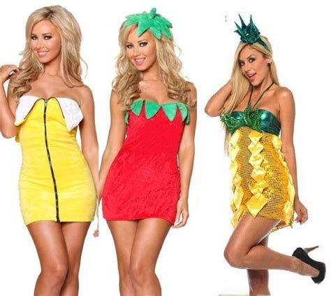 Banana Kostum By Melvie Shop fancy fruit mini dress costume banana