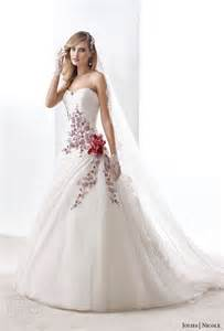 wedding dresses with color 25 best color wedding dresses ideas on