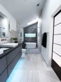 Modern Bathroom Design With Shower Contemporary Bathroom Design Ideas Remodels Photos