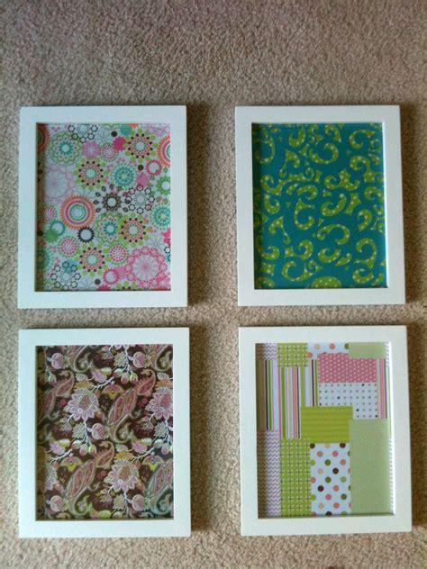 Handmade Artwork Ideas - my so called diy nursery decor