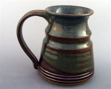 Handmade Pottery Ideas - large pottery mugs large 20 oz stoneware mug handmade