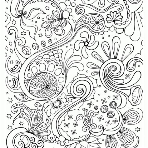 Printable Coloring Pages Abstract Designs | coloring pages free printable coloring pages abstract art