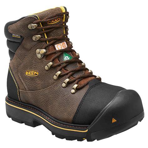 boot c mac keen fort mac steel toe puncture resistant waterproof work