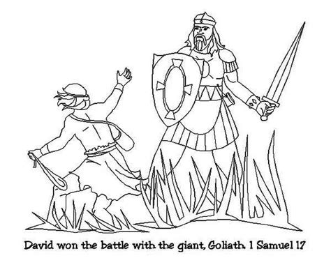 david and goliath coloring pages for toddlers david and goliath search biblical characters
