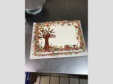 Fall cake ice cream cake Dairy Queen | Food | Cupcake ... Ideas For Decorating A Cake For Christmas