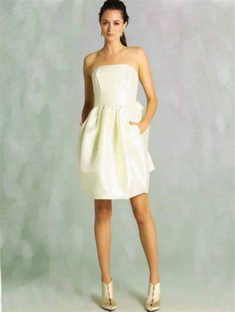 Billige Brautmode by Cheap Ivory Wedding Dresses Junoir Bridesmaid Dresses