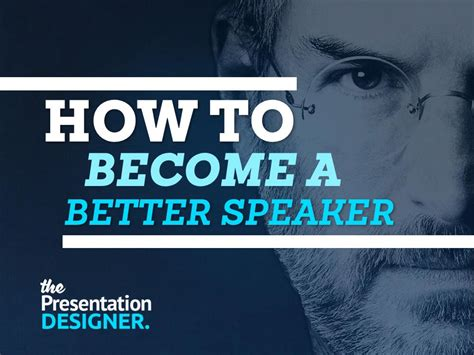how to become a best presentation design the presentation designer