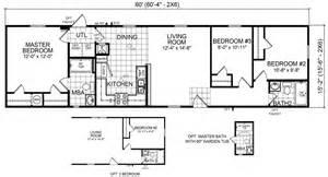 Mason 16 X 60 910 Sqft Mobile Home Factory Expo Home Centers 16 X 50 Floor Plans