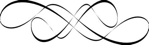 swirl design black clip art at clker com vector clip art