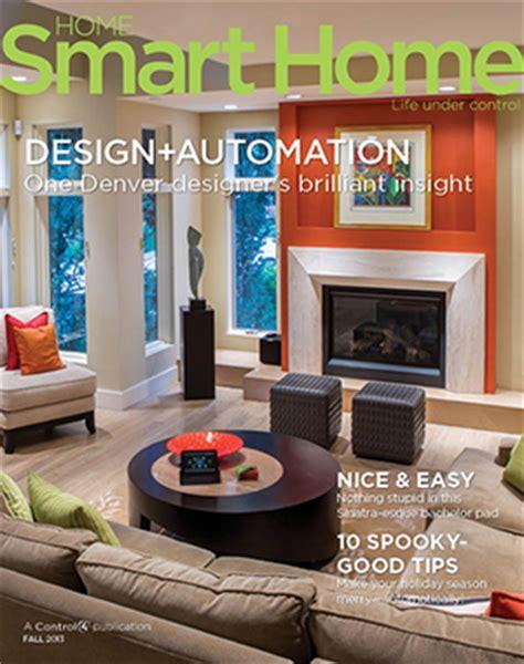 home smart home control4