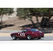 Ferrari 250 GT SWB  Chassis 2443GT Driver Rob Walton
