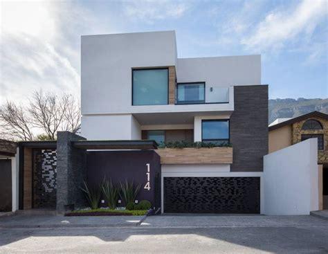 fachadas modernas fachadas modernas elegantes diseno casa