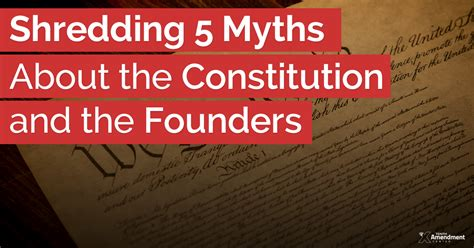 9 presidents who screwed up america and four who tried to save books tenth amendment center shredding 5 myths about the