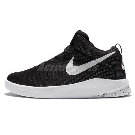 Nike Air Casual nike air shibusa black white mens casual shoes slip on
