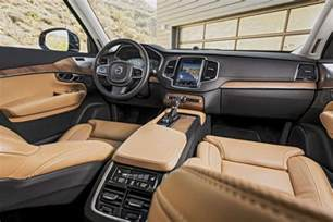 Volvo Xc90 Interior 2017 Volvo Xc90 Release Date Review Price