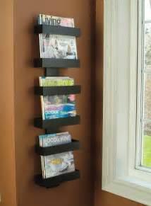 25 best ideas about magazine rack wall on pinterest