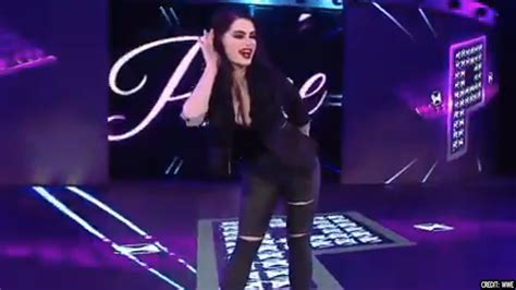 paige news paige is the new general manager on smackdown live video