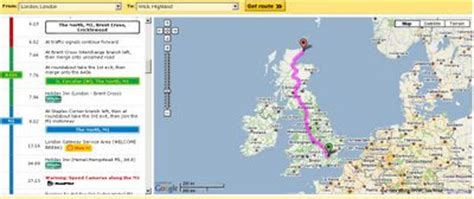 aa route map uk mapping news by mapperz
