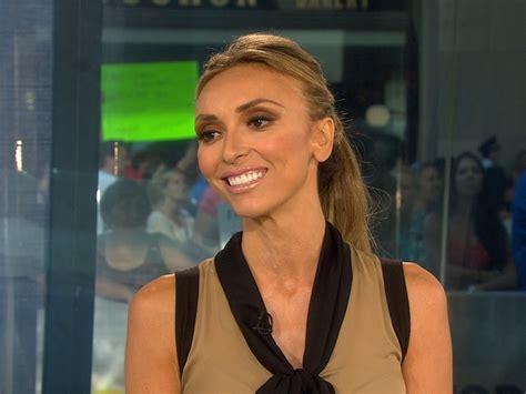 giuliana rancic losing her hair e news anchor giuliana rancic chats with today s natalie