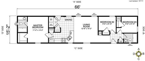 single wide mobile home plans home design ideas single wide mobile home plans