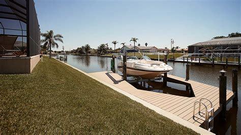 boat lift rentals cape coral florida cape coral villa cape star