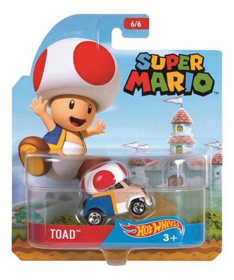 Hotwheels Mario Bros Mario mario themed wheels headed to stores now nintendo wire