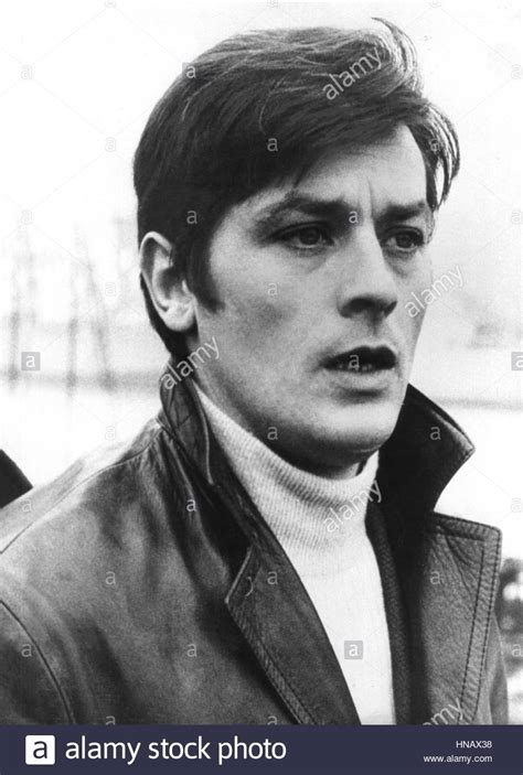 alain delon alain delon actor 1965 stock photo 133620348 alamy