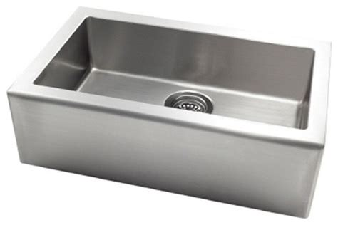 pegasus ap1033 apron front large single bowl kitchen sink