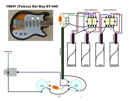 teisco wiring diagram wiring diagram
