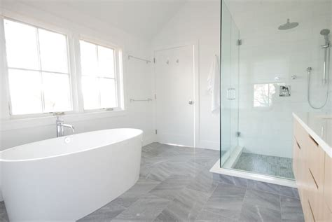 gray floor bathroom 26 bathroom flooring designs bathroom designs design
