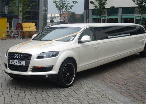 limousine hire prices audi q7 limo archives limo hire