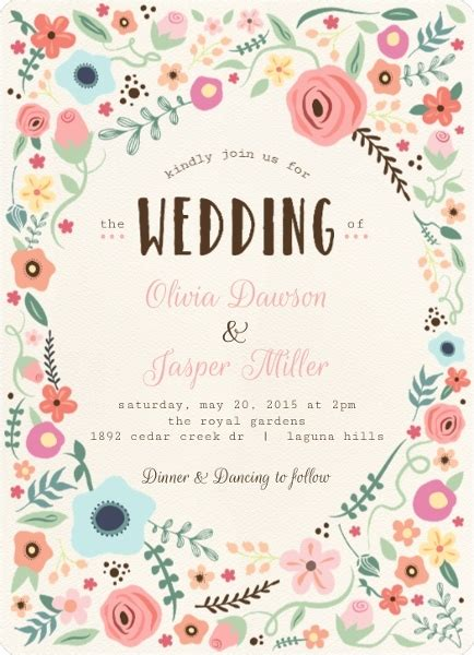 Ways Word Wedding Invitations by How To Word Wedding Invitations Invitation Wording Ideas