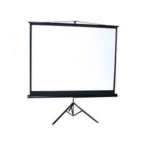 Tripod Screen 70 70 quot x 70 quot tripod screen tripod screens equipment