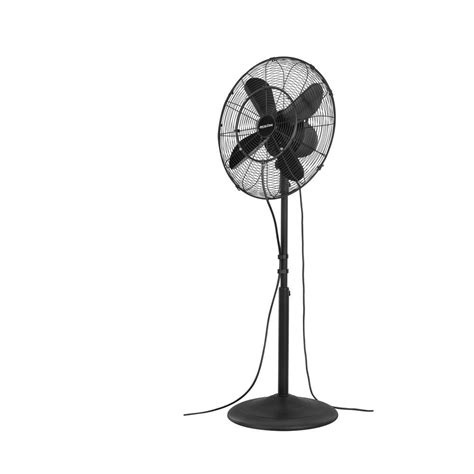 oscillating ceiling fan home depot arctic cove 18 in 3 speed oscillating misting fan modf001