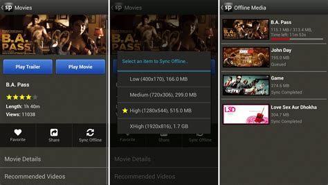 film streaming android indian movie service spuul gets offline viewing