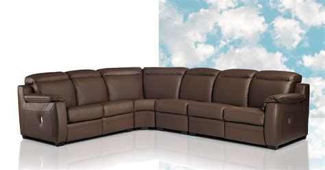 italian sectional modern italian leather sectional sofa