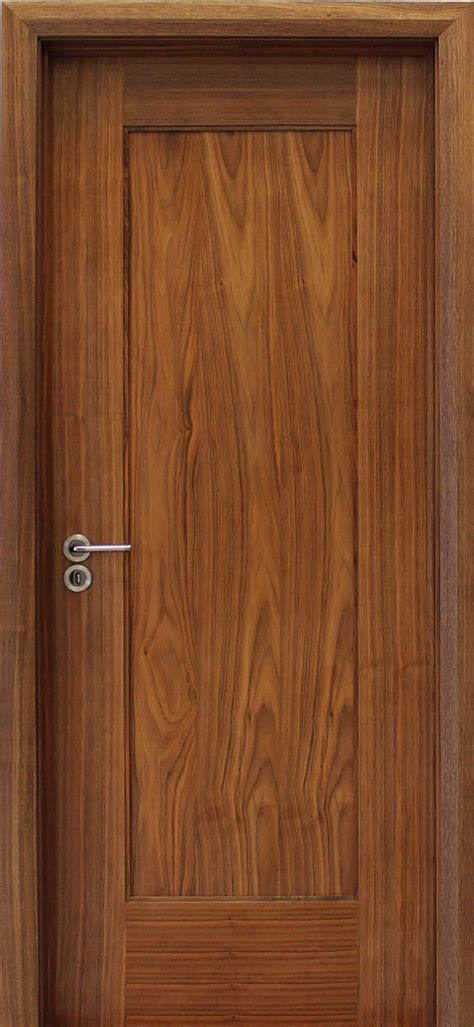 Door Panel by Shaker 1 Panel Walnut Door 40mm Doors