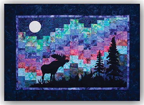 Northern Lights Quilt Pattern Free by Northern Lights Batik Kits